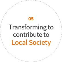 05 Transforming to Contribute to Local Society